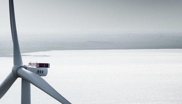 MHI Vestas wind turbine