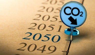 2050 carbon target