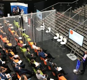 Inaugural run of The Energy Solutions Show proves a resounding success