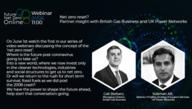 Webinar: Net zero reset? Partner insight with British Gas Business and UK Power Networks