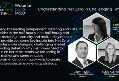 Webinar: Understanding Net Zero in Challenging Times