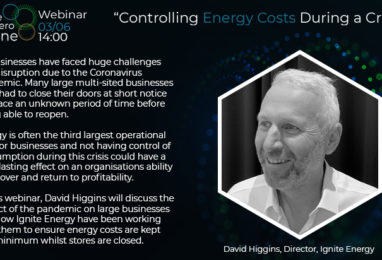 Webinar: Controlling Energy Costs During a Crisis