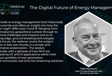 Webinar: The Digital Future of Energy Management