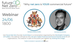 Join a conversation about your business and its net zero future