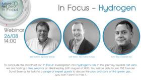 Webinar: In Focus – hydrogen