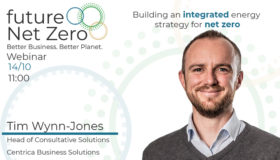 Webinar: Building an integrated energy strategy for net zero