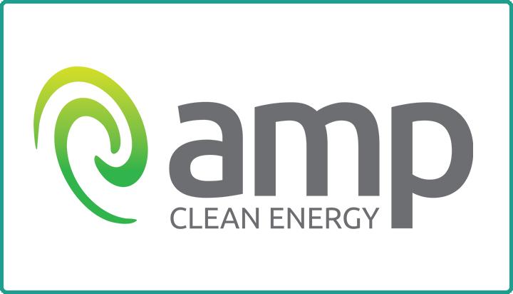 Logo - amp Clean Energy
