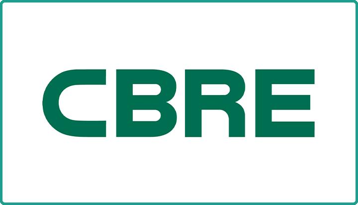 Logo - CBRE