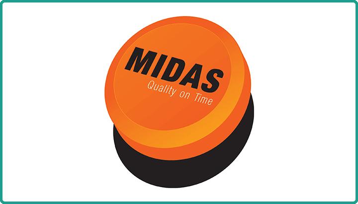 Logo - Midas Pattern Company