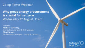 Webinar: Why great energy procurement is crucial for net zero